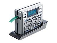 Brother PT-18RKT Compact Rechargeable Label Printer, PT18RKT, 14027061, Printers - Label