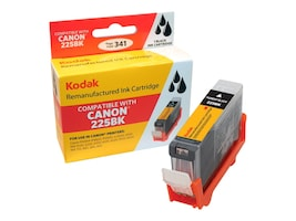 Kodak 4530B001 Black Ink Cartridge for Canon, PGI-225BK-KD, 31286566, Ink Cartridges & Ink Refill Kits