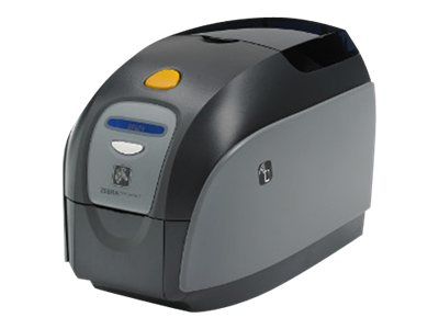 Zebra ZXP Series 1 SS USB 10 100 Ethernet Printer w  Monochrome Media Starter Kit, Z11-000CG000US00