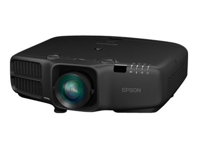Epson PowerLite Pro G6900WUNL WUXGA 3LCD Projector (No Lens included), 6000 Lumens, Black