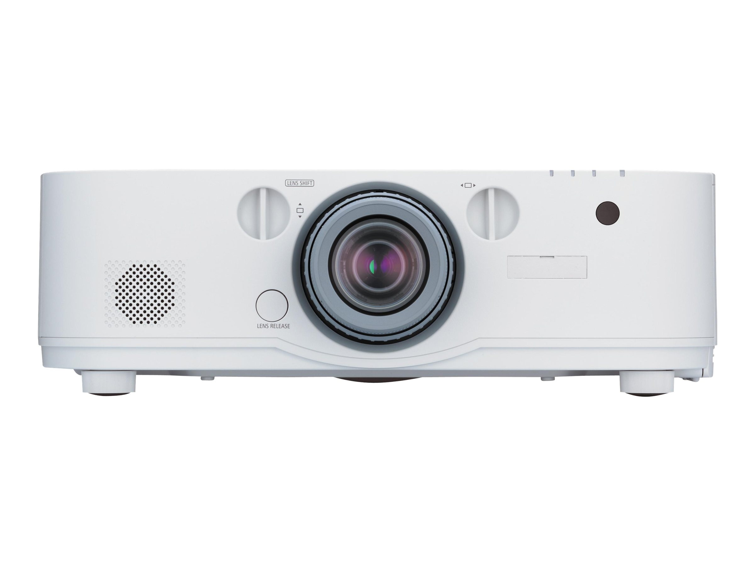 NEC NP-PA622U WUXGA LCD Projector, 6200 Lumens, White with Zoom Lens, NP-PA622U-13ZL