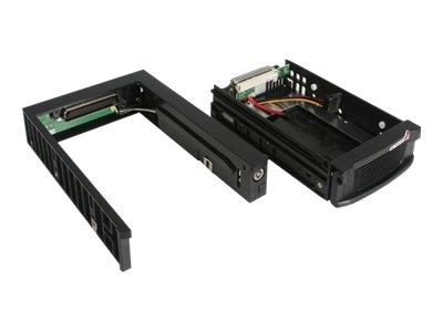 StarTech.com 5.25 SATA Hard Drive Mobile Rack Drawer, Black, DRW110SATBK