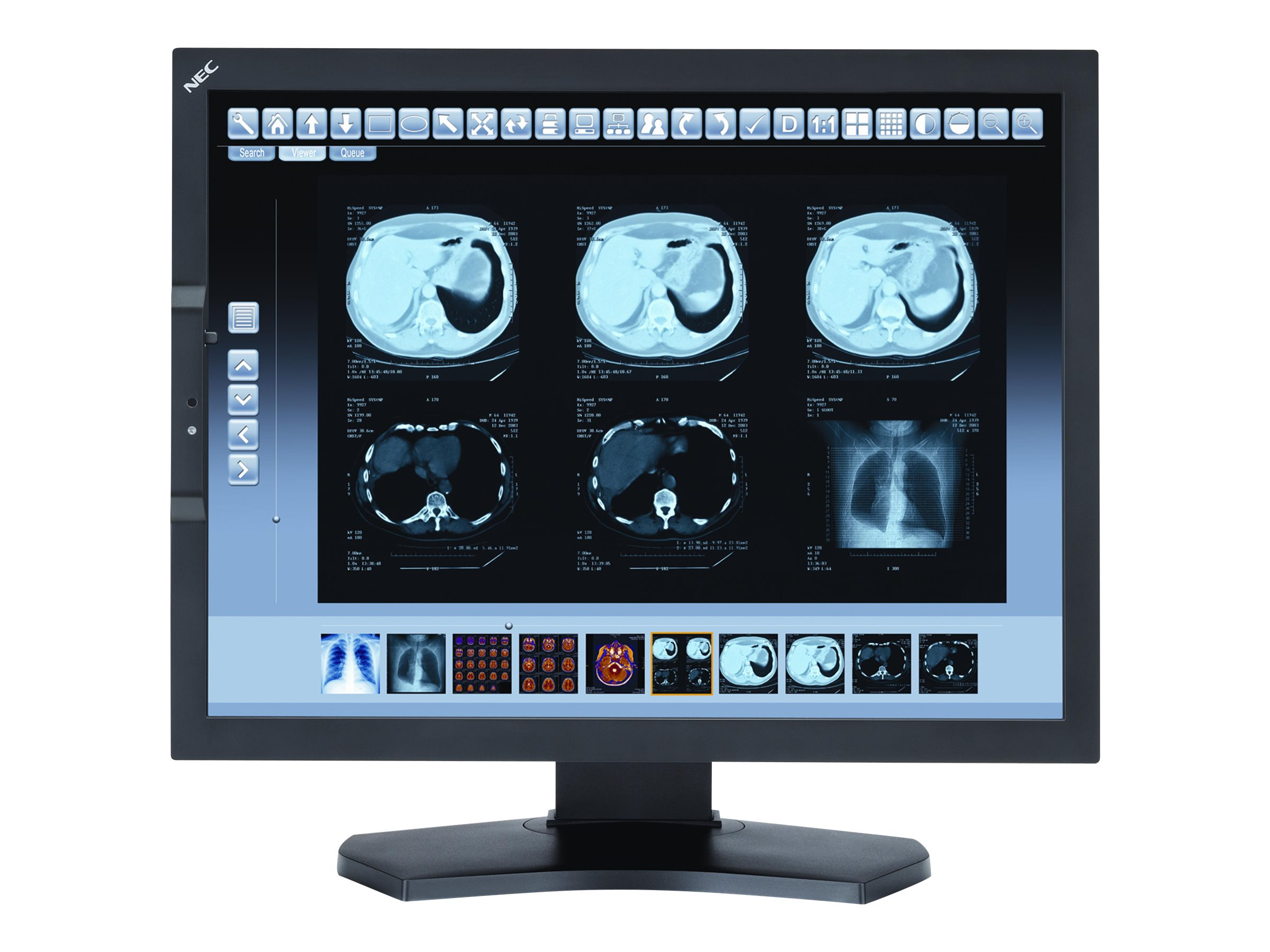 NEC 21 MD211C3 3MP LCD Monitor, MD211C3, 15131724, Monitors - Medical