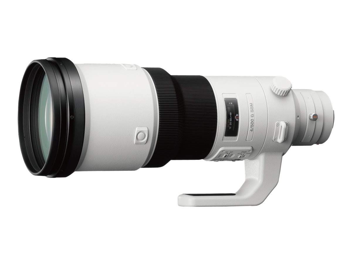 Sony 500mm f 4.0 Super Telephoto Lens