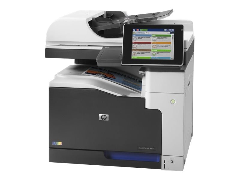 HP LaserJet Enterprise 700 color MFP M775dn - 220V