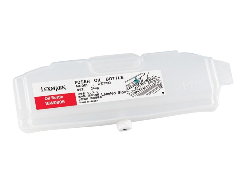 Lexmark Oil Bottle for C720 Color Laser Printer, 15W0906, 225130, Printer Accessories
