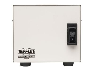 Tripp Lite 1000W Isolation Transformer Hospital Grade (4) Outlet UL2601-1, IS1000HG