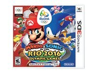 Nintendo Mario & Sonic at the Rio 2016 Olympic Games, 3DS, CTRPBGXE, 31174871, Video Games