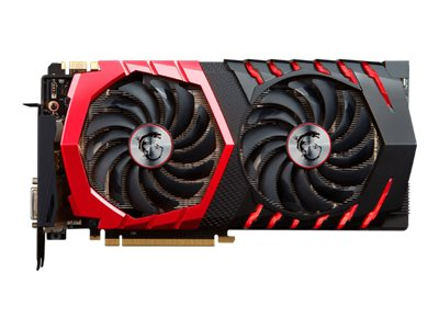 Microstar GeForce GTX 1070 Gaming X Graphics Card, 8GB GDDR5