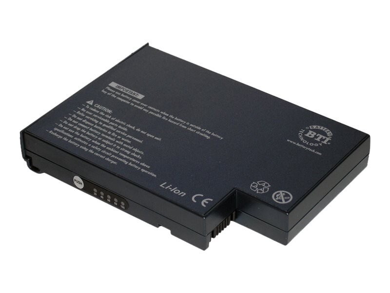 BTI Battery, Lithium-Ion, for Aspire 1300 Series, AR-A1300, 6931885, Batteries - Notebook