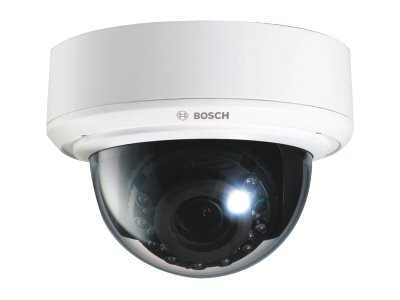Bosch Security Systems Outdoor IR True Day Night Dome Camera, 2.8-10mm Lens