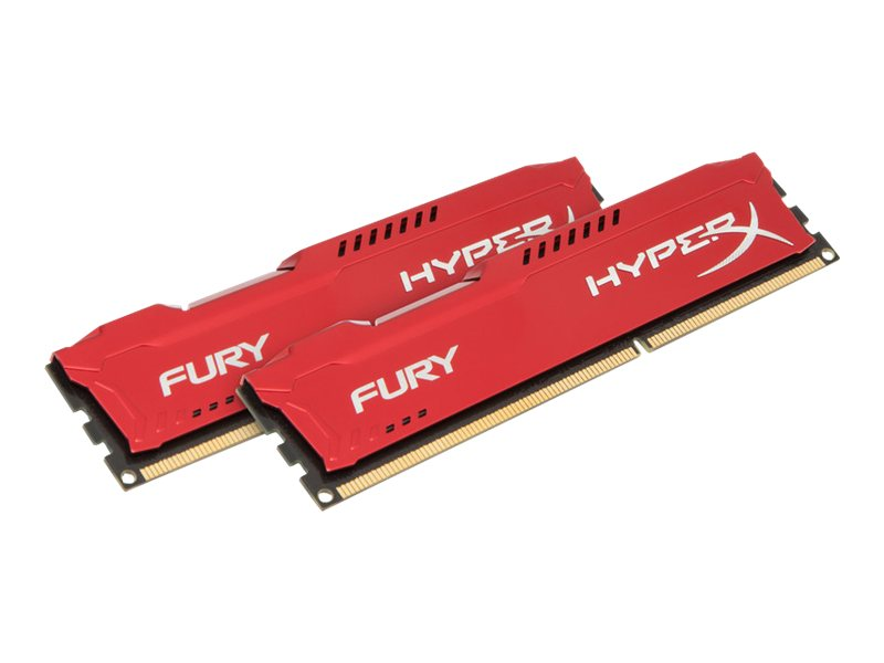 Kingston 8GB PC3-10600 DDR3 SDRAM Upgrade Kit