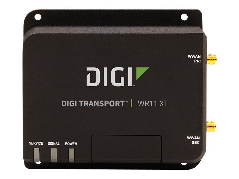 Digi Transport WR11 Verizon LTE Only, Includes Antenna And Power Supply, WR11-L800-DE1-XU