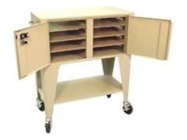 Datamation Notebook Security Cabinet, DS-NSC-8, 8904477, Computer Carts