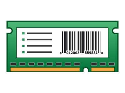 Lexmark Forms & Bar Code Card for MX91x, 26Z0195, 17488583, Printer Accessories