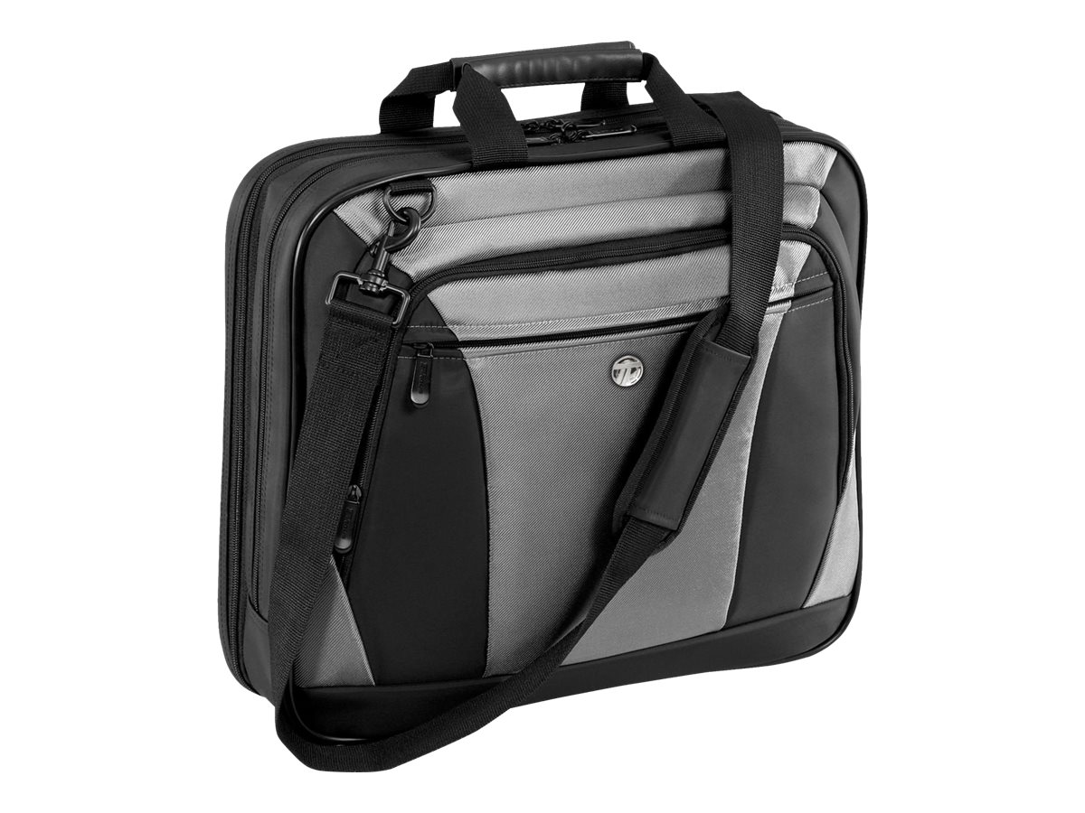 Targus CityLite Laptop Case, Black Gray, TBT050US