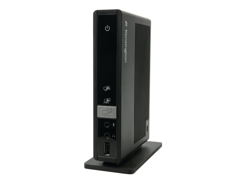 Kensington SD420V Universal USB Docking Station with Ethernet, K33955US, 13766988, Docking Stations & Port Replicators