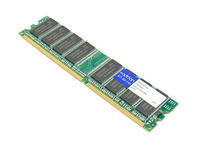 ACP-EP 1GB PC3200 184-pin DDR SDRAM DIMM for Dimension 1100, A0740397-AA