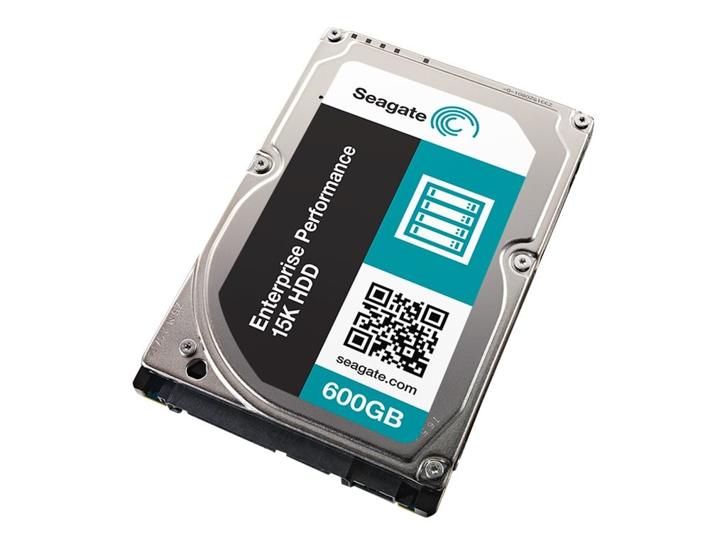 Seagate 600GB 15K RPM SAS 2.5 Solid State Hybrid Hard Drive - 128MB Cache