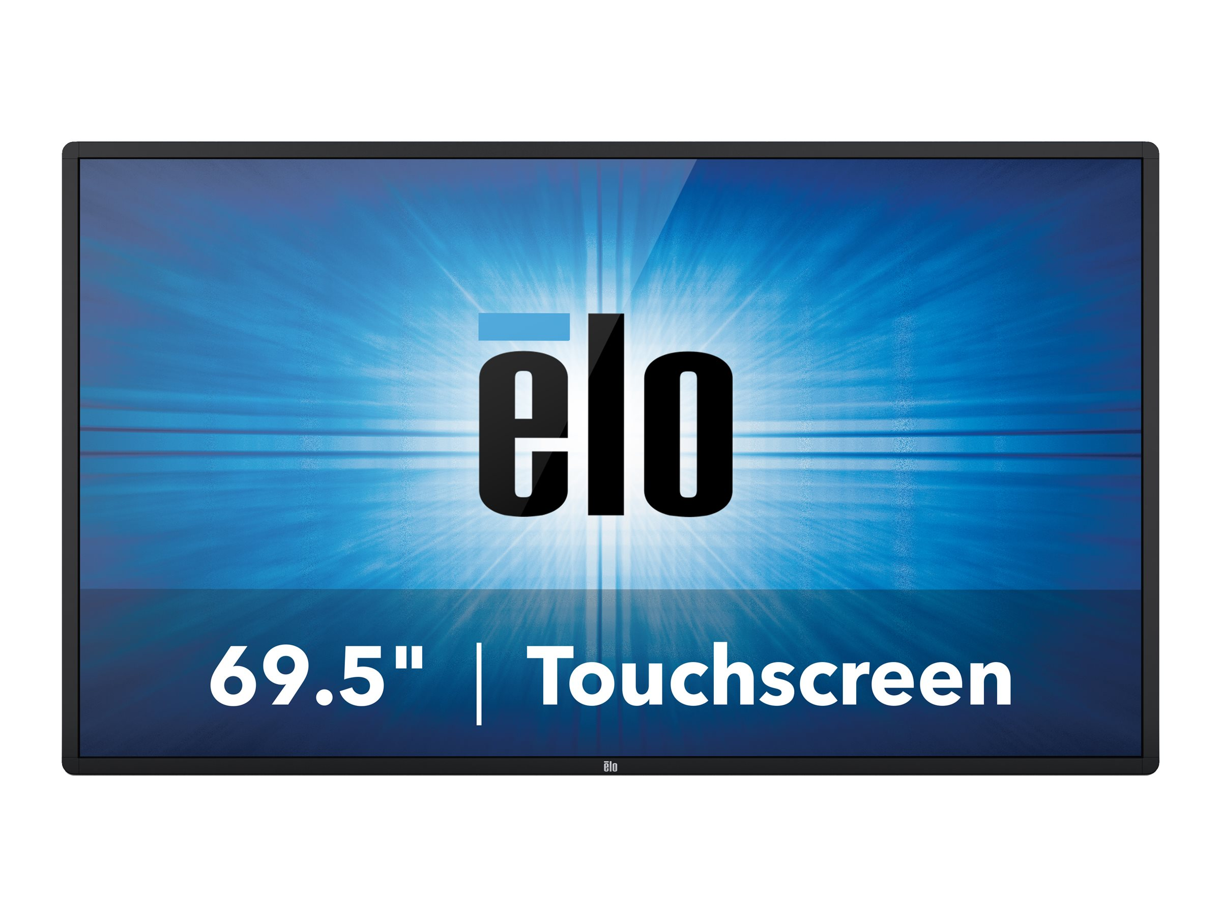 Open Box ELO Touch Solutions 69.5 7001LT Full HD LED-LCD Touchscreen Display, Black, E008823