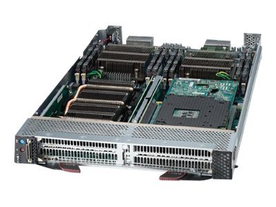 Supermicro Blade E5-2600 Series, C600, Sandy Bridge