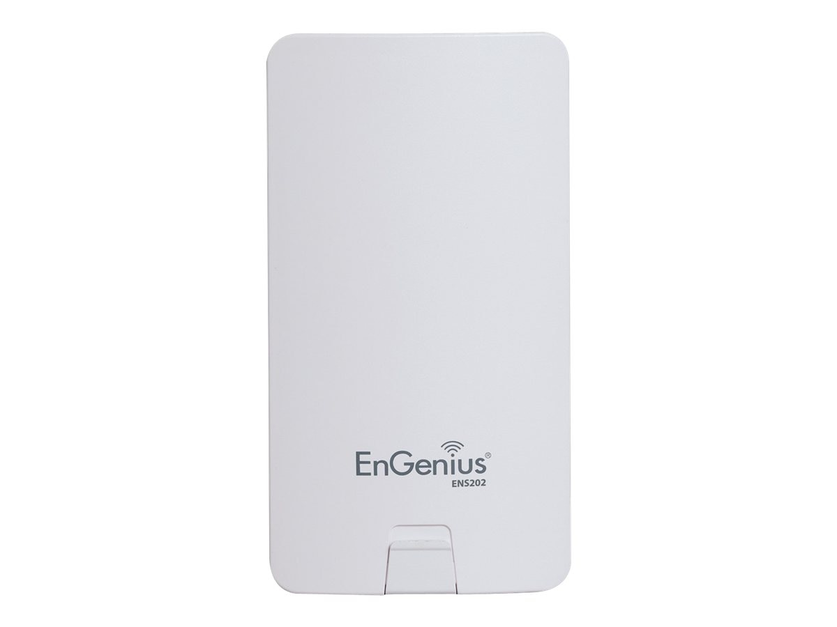 Engenius Technologies High-Powered, Long-Range 2.4 GHz Wireless N300 Outdoor Client Bridge, ENS202, 15462638, Wireless Access Points & Bridges