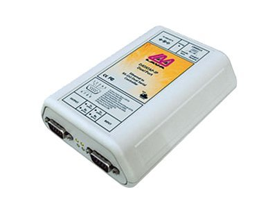 Lava DataTap Etherlink 2-Port RS-232 with Passthru, DATATAP-IP, 7636677, Remote Access Hardware