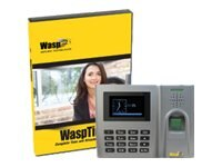 Wasp WaspTime V7 Pro with Biometric Clock, 633808550592, 7570444, Software - Human Resources Management