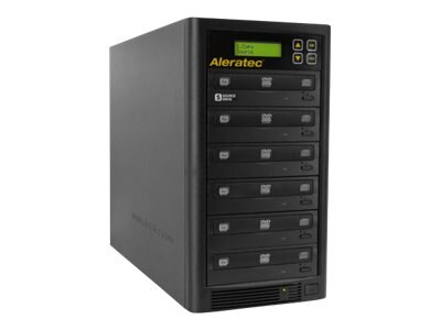 Aleratec 1:5 DVD CD Copy Tower Stand, 260181