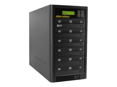 Aleratec 1:5 DVD CD Copy Tower Stand, 260181, 16060091, Disc Duplicators