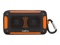 VEHO Mini Water Resistant Wireless Speaker, VXS003VM, 31825144, Speakers - Audio