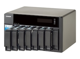 Qnap Thunderbolt I5 3.0G 16GB NAS, TVS-871T-I5-16G-US, 31096949, Network Attached Storage