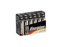 Energizer Battery, MAX AA (12-pack), E91FP-12, 9554237, Batteries - Other