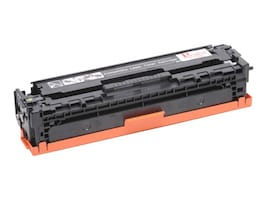 Ereplacements CB540A Black Toner Cartridge for HP LaserJet CP1215, CP1515 & CM1312, CB540A-ER, 15182927, Toner and Imaging Components