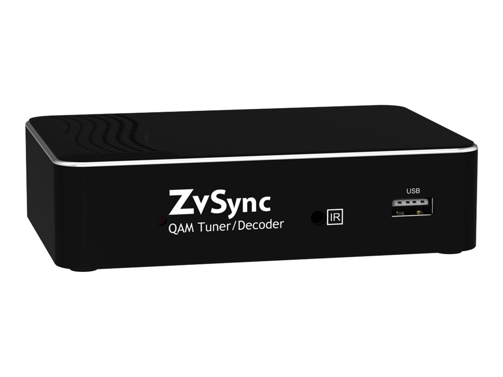 ZeeVee HD Digital Video RF Tuner and Decoder, ZVSYNC-NA, 17606463, TV Tuner
