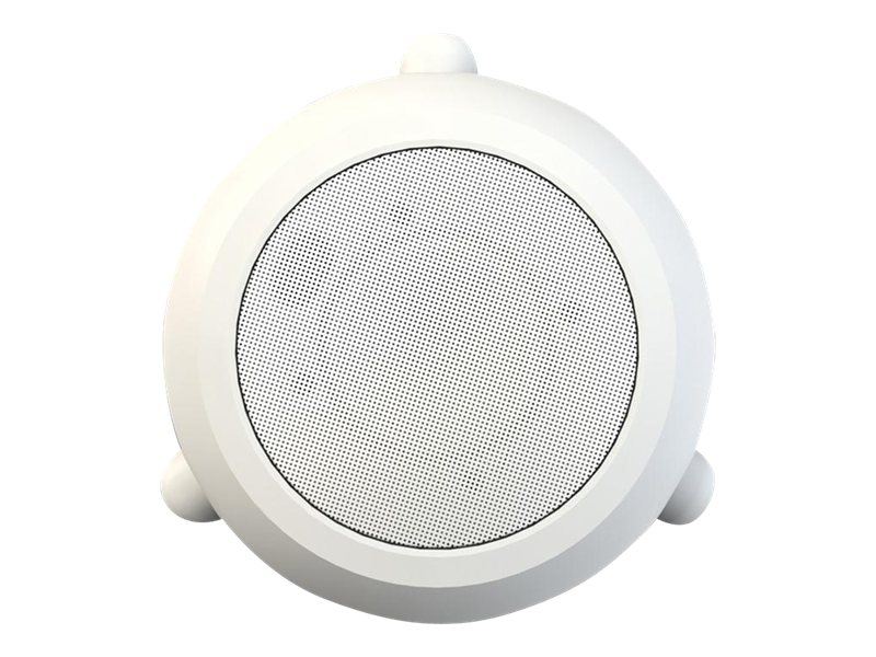 70V Hanging Pendant Speaker, White, MPS1W, 13082172, Speakers - Audio