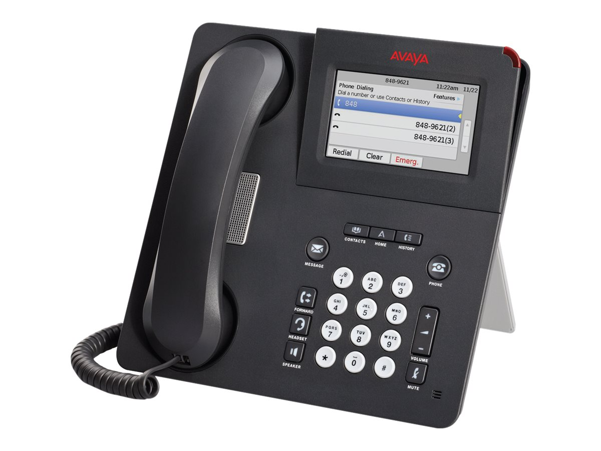 Avaya 9621G IP Phone, TAA, 700501430, 13095803, VoIP Phones