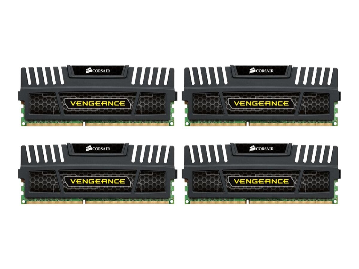 Corsair 32GB PC3-12800 240-pin DDR3 SDRAM DIMM Kit