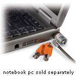 Kensington Technology Group Kensington MicroSaver Keyed Notebook Lock
