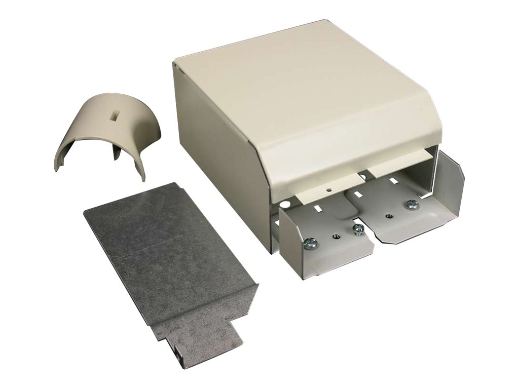 C2G Wiremold 4000 Entrance End Fitting, 16199, 26138411, Premise Wiring Equipment