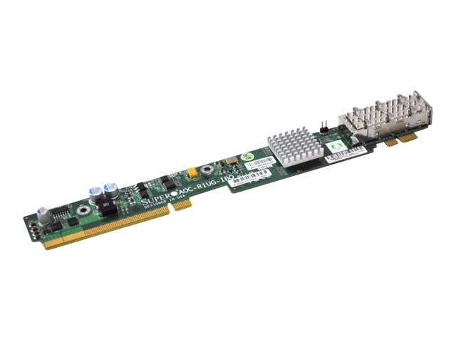 Supermicro InfiniBand Add-On Card for H8DGG-QF Serverboard, AOC-R1UG-IBQ, 12460021, Motherboard Expansion