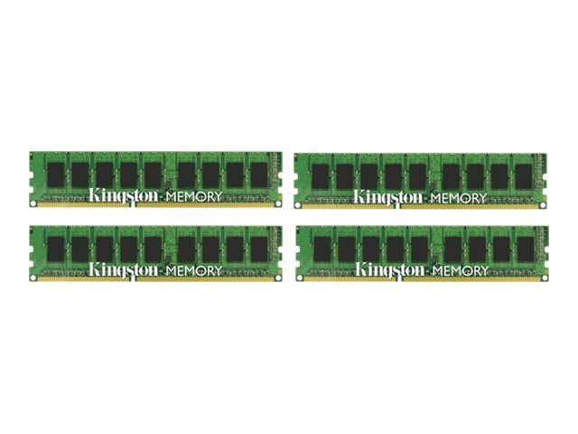 Kingston 32GB PC3-12800 DDR3 SDRAM Memory Upgrade Kit for Select PowerEdge, Precision Models