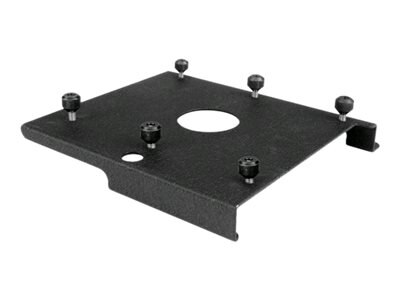 Chief Manufacturing Custom RPA Interface Bracket, Black, SLB316