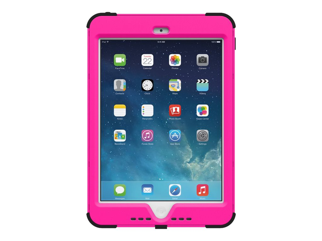 Trident Case Kraken AMS Case for Apple iPad mini w  Retina Display, Pink, AMSAPLIPADMINI2USPNK, 16813874, Carrying Cases - Tablets & eReaders