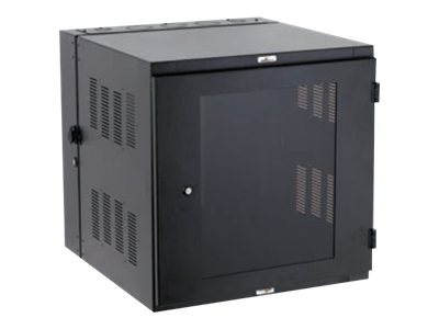 Eaton V-Line Wallmount, 24h x 24w x 25d, Solid Steel Door, Black Frame, VLWM2425SB, 16949894, Rack Mount Accessories