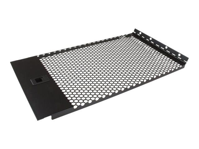 StarTech.com Vented Blank Panel w  Hinge for Server Racks, 6U, RKPNLHV6U, 24285768, Rack Mount Accessories