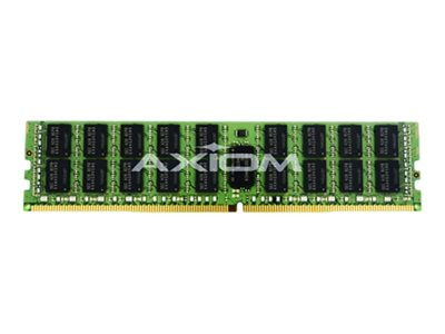 Axiom 64GB PC4-17000 288-pin DDR4 SDRAM LRDIMM for Select System x Models, 95Y4812-AX, 31498008, Memory