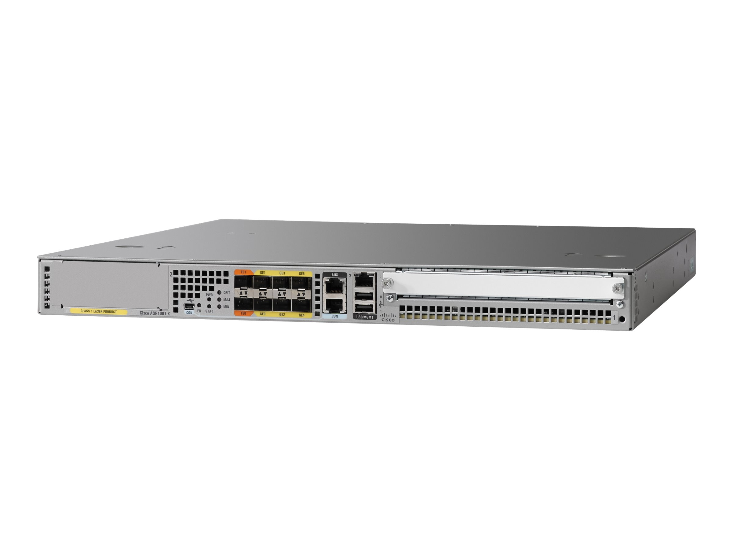 Cisco ASR1001-X 10G VPN Bundle K9 AES 6X1G, ASR1001X-10G-VPN, 24632029, Network Routers