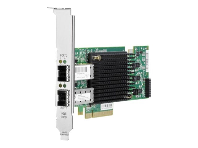 HPE NC552SFP 10GBE 2Pt. Server Adapter, 614203-B21