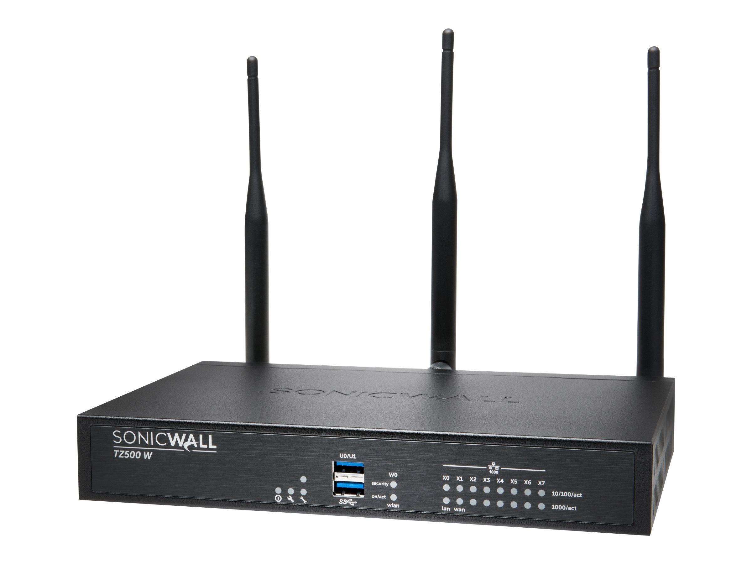 SonicWALL TZ500 Wireless AC with SecureUpgrade (2 Years)